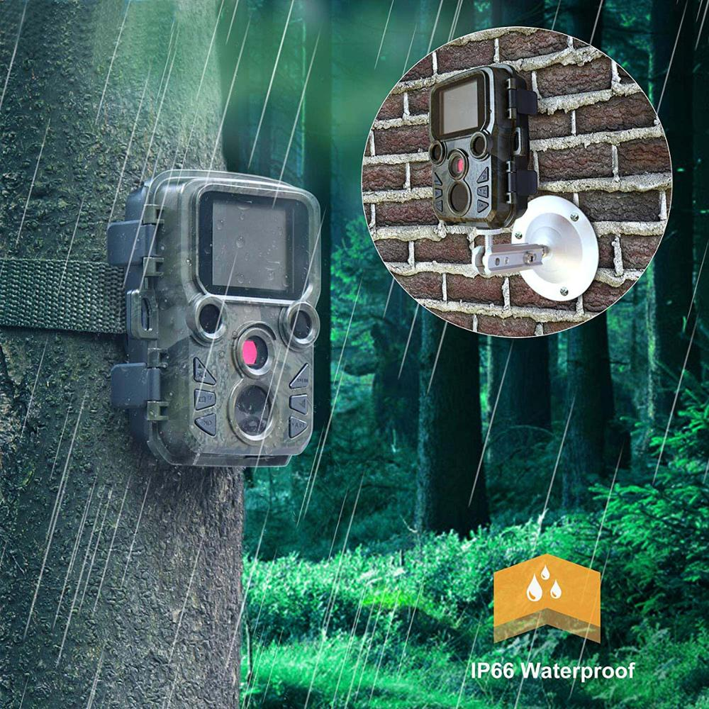 Hf99c1634395947edbcb96ea1a2e3828fX - 16MP 1080P Mini Trail Photo-traps IP66 Hunting Camera Game Trail Camera Outdoor Wildlife Scout Guard Wildcamera with PIR Sensor
