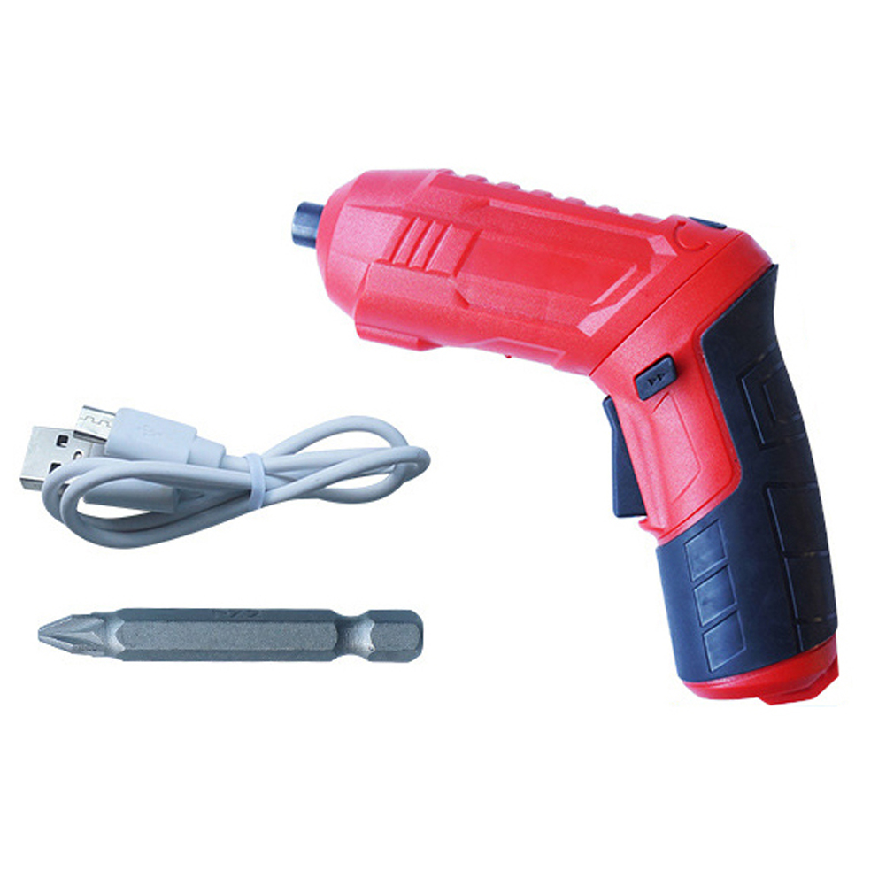 Multifunctional Cordless Electric Drill Power Tools Electric Screwdriver Lithium Battery Rechargeable Drill Screwdriver