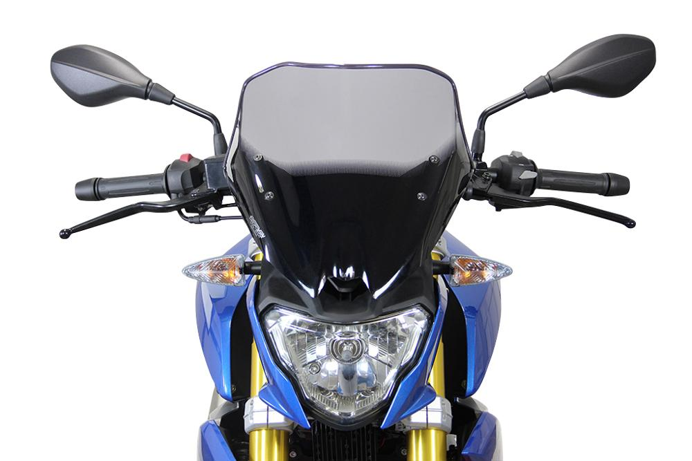 MTKRACING FOR <font><b>BMW</b></font> <font><b>G310R</b></font> G310 R Motorcycle Front Screen windshield Fairing windshield2017-2018 image