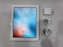 Original refurbish apple ipad 4 ipad 4th ipad 2012 9.7 polegadas versão wifi preto sobre 80% novo