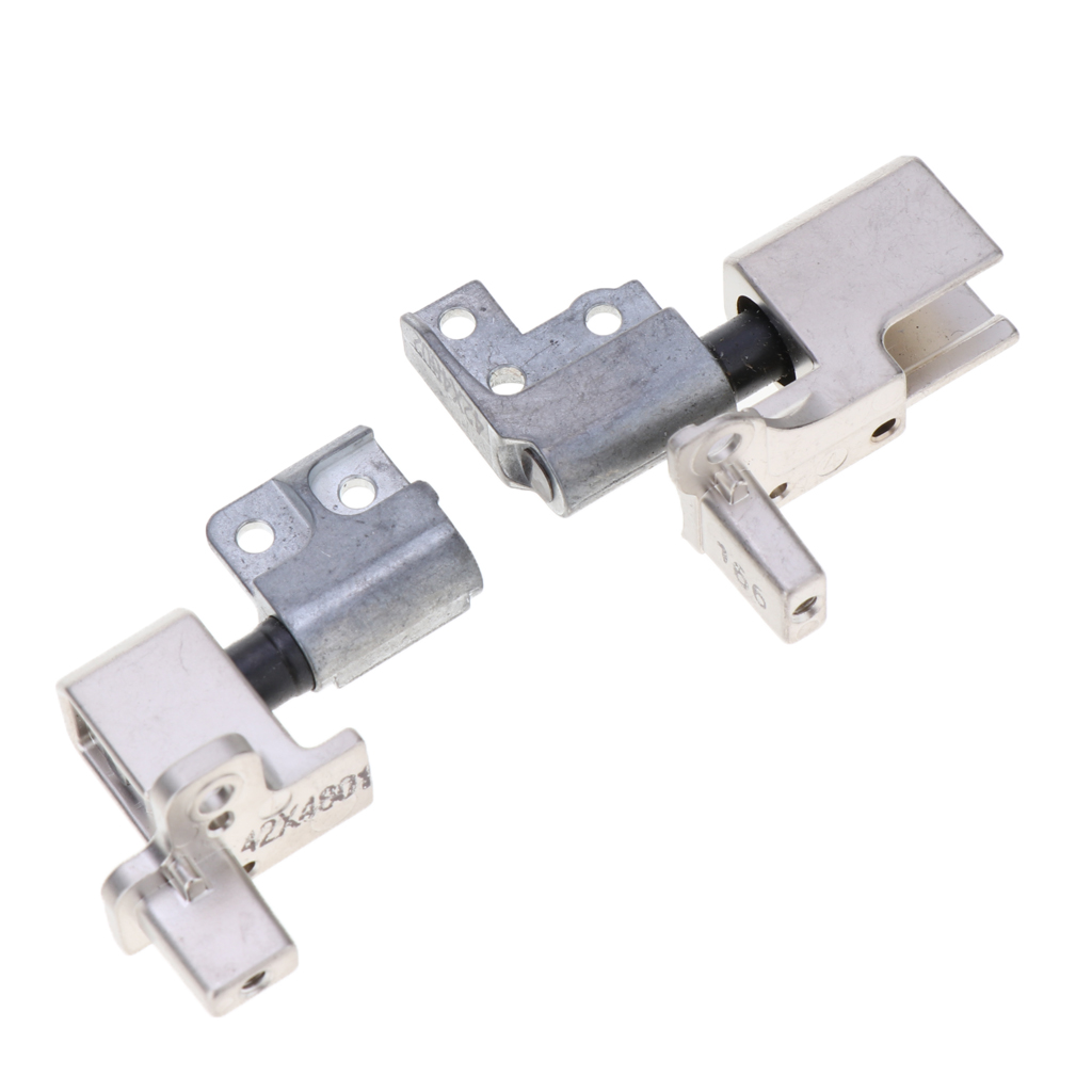 MagiDeal Laptop LCD Hinges Left+Right Replacement for Dell Inspiron 14Z-5423