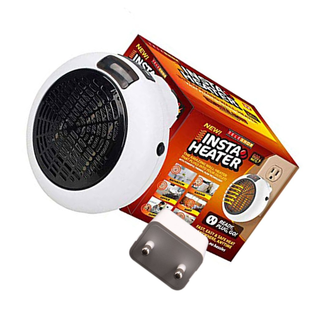 Handy Heater Mini Heater Speed Hot Home Office Bathroom Dormitory Heating Artifact Small Electric Heating Equipment