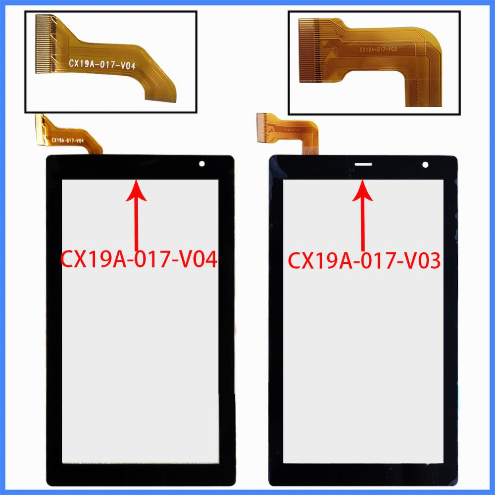 New Original For 7 Inch CX19A-017-V04 CX19A-017-V03 Tablet Capacitive Touch Screen Panel Digitizer Sensor Replacement