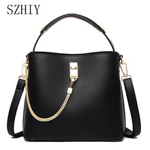 Luxury Handbags Women Bags Designer Small Handbags Chain Pu Leather Shoulder Bag Fashion Multi-pocket Crossbody Purse Black Red(China)