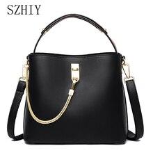Luxury Handbags Women Crossbody Designer Small Shoulder Bag Chain Pu Leather Fashion Multi-pocket Purse Red Bolsos Mujer 2020
