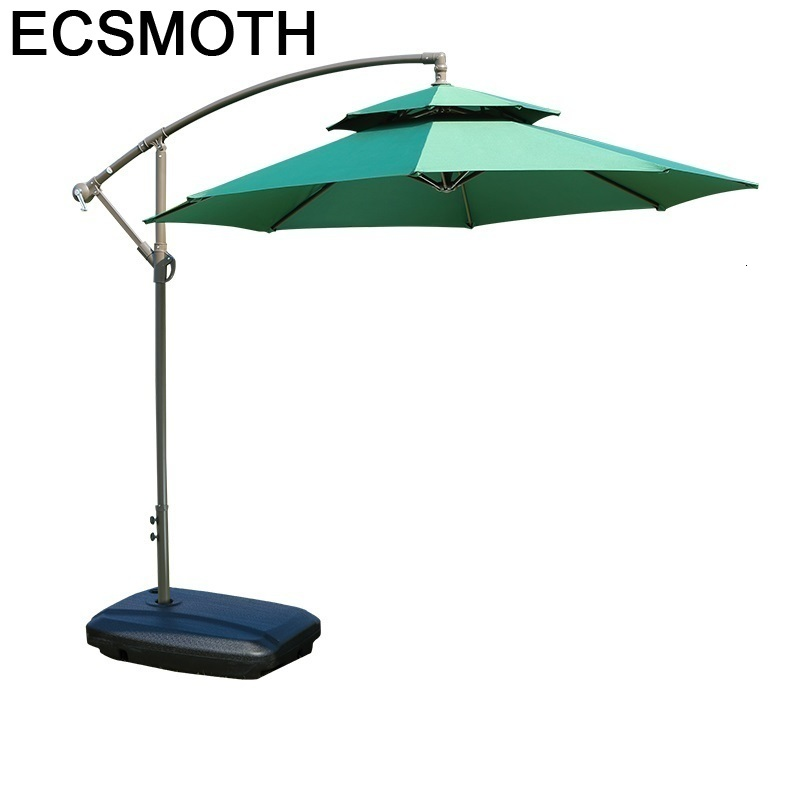 Mariage Sonnenschirm Garten Pergola Tuinset Tuinmeubel Moveis Ikayaa Beach Patio Parasol Outdoor Garden Furniture Umbrella Set