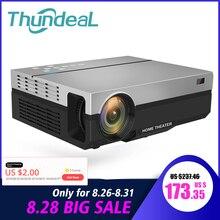 ThundeaL Full HD Projector T26K Native 1080P 5500 Lumens Vid