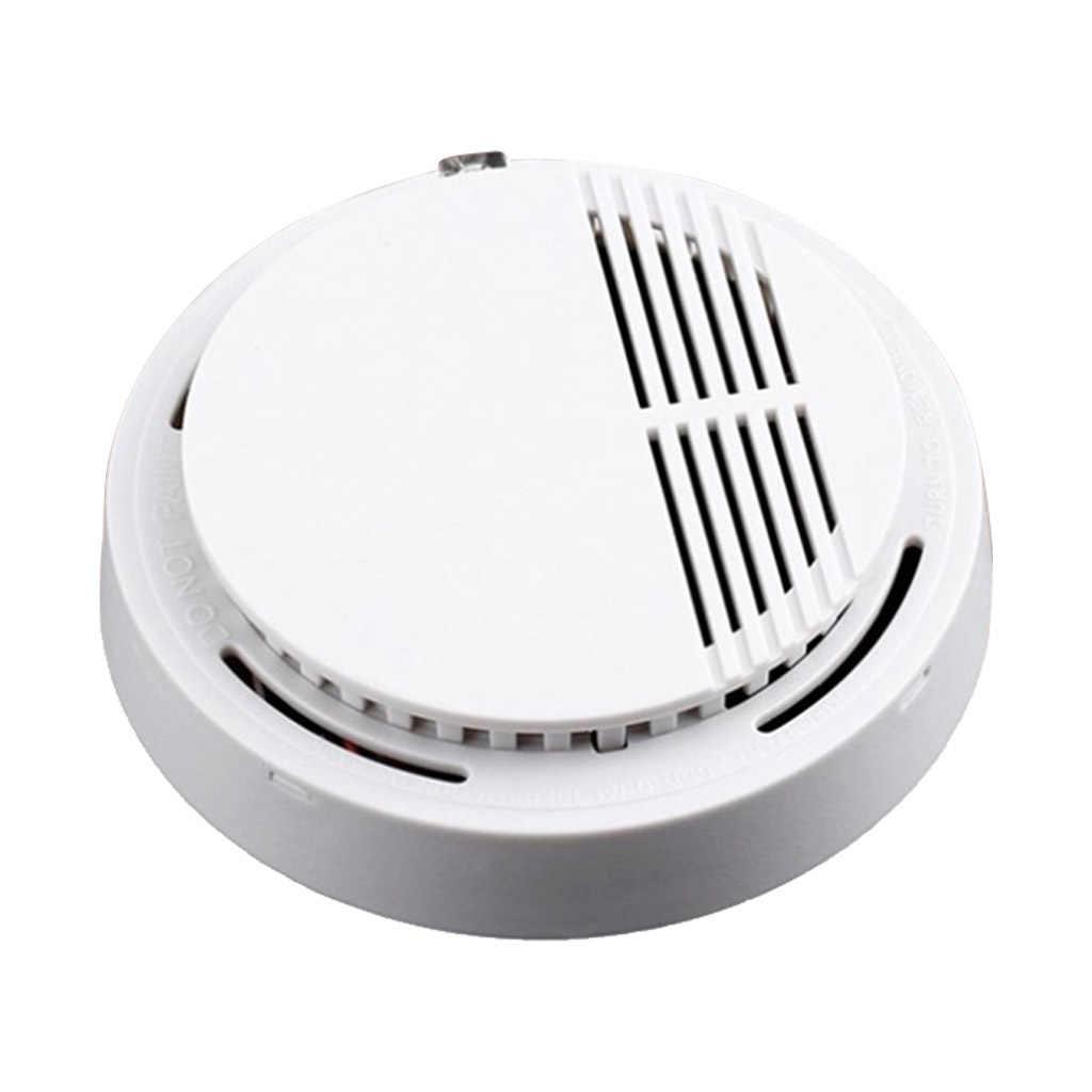 CO คาร์บอน & Monoxide เครื่องตรวจจับควันไฟ SMOKE ALARM แก๊สคำเตือนคำเตือนด้วยเสียง