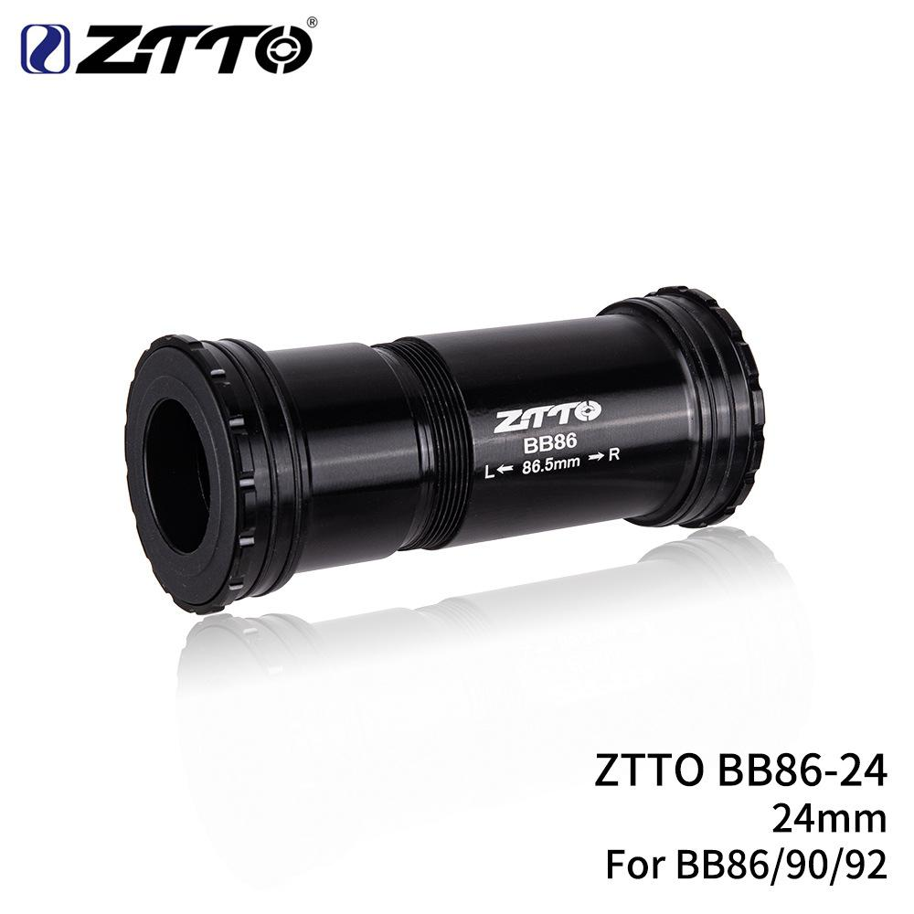 ZTTO BB86 Press Fit Bottom Brackets Thread Lock For Road Bicycle Mountain Bike Compatible For Shimano SpeedLink GXP Chain Wheel