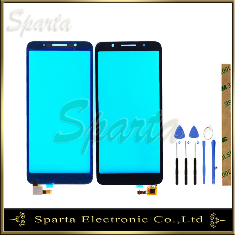 Touch Screen For Alcatel 1X 5059D 5059A 5059I 5059X 5059Y OT5059 Touch Screen Digitizer Glass Replacement