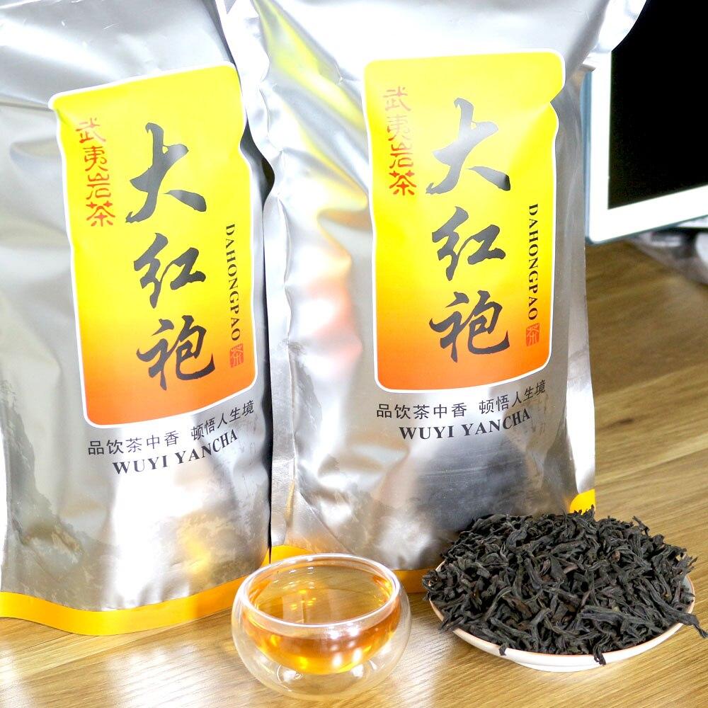 Premium Wuyi Yancha Big Red Robe Fujian Wuyi Oolong tea Shui Xian tea