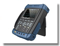Hantek DSO8000E 6-in-1 mobile lab oscilloscope, high bandwidth oscilloscope 70MHz-200MHz, 1GSa/s sampling rate осциллограф dhl hantek mso5102d 100 1gs s 16 2