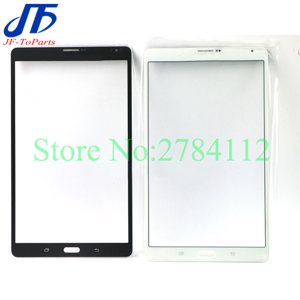 Samsung Galaxy Tab S 8.4 SM-T700 T700 Touch Screen Outer Glass Replacement Black