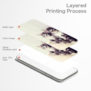 Image 5 - Ojeleye הסיליקון מקרה עבור Huawei P30 לייט מקרה רך TPU סיליקון טלפון כיסוי עבור Huawei P40 לייט P30 פרו Ascend p7 מקרי Coque
