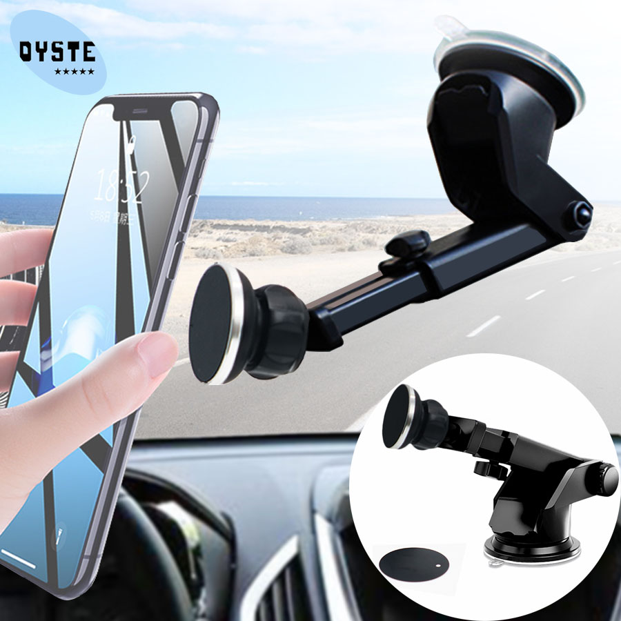 Windshield Magnetic Car Holder telefoonhouder auto <font><b>Smartphone</b></font> Voiture For <font><b>Huawei</b></font> Mate 20 pro <font><b>P30</b></font> pro p20 <font><b>lite</b></font> p smart Y9 Y7 2019 image