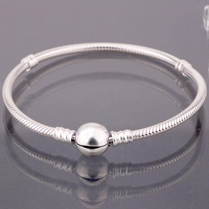 "10 Sterling Silver Snake Bracelets 6 1//4/"" Lobster Clasp"