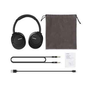 Image 5 - Mpow h7 pro sem fio bluetooth 5.0 fone de ouvido hi fi estéreo sons suporte carga rápida 20 h playtime para iphone 11 huawei p30 lite