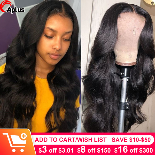 Perruque Lace Frontal Wig 180 péruvienne