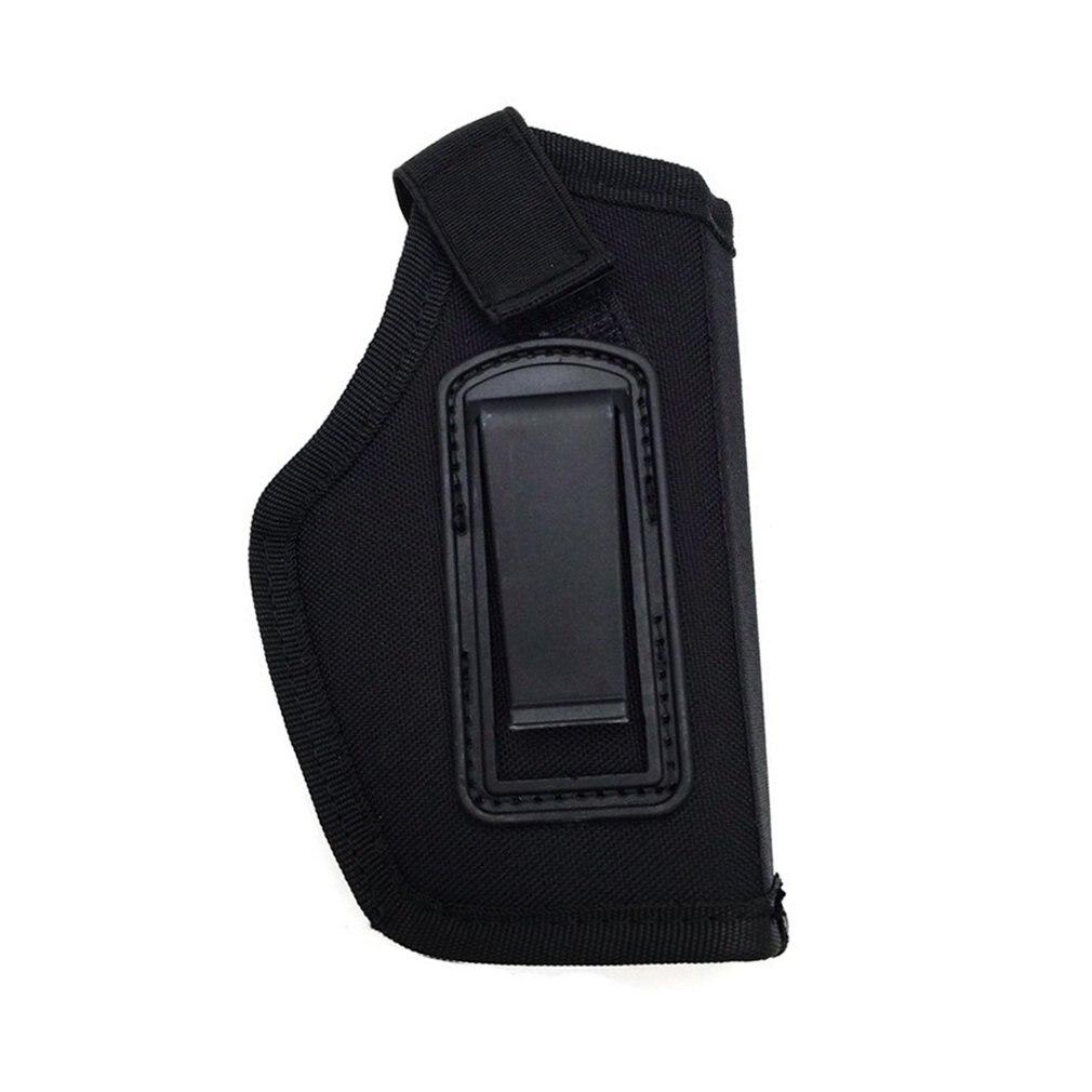 2018 новые уличные охотничьи сумки Cs тактический пистолет скрытый ремень кобура для правой левой руки Субкомпактные пистолеты кобура