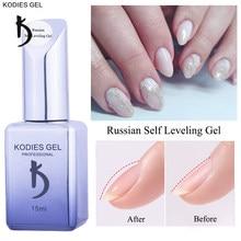 Kodyes-esmalte de GEL semipermanente para uñas, laca de Gel semipermanente UV para el cuidado de la reparación de uñas, 2021