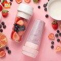 Xiaomi 17PIN Star Firut Cup портативная соковыжималка 400 мл фруктовая чашка Магнитная Зарядка 30 секунд быстрого сока подходит для фитнеса