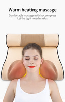 Neck Massage Pillow Electrical Neck Roller  16