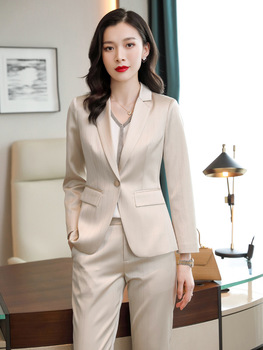 2 piece set women suit blazer and pants  women pants set  business suits ladies  work suits for women  jacket and pants set factory labor work clothing jacket and pants suit house work apparel free shipping