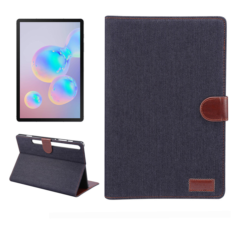 Magnetic Cover For Samsung Galaxy Tab S6 2019 SM-T860 SM-T865 Case Standing Cover For Galaxy Tab S6 Funda Capa