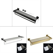 Bathroom Towel Holder Towel Rack/Rail Holder Towel Shelf Hanger SUS 304 Stainles недорого