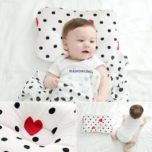 Muslin Head Protection Cushion Pillow Animal Printed Cotton Pillows Newborn Baby Pillow Sleeping Shaping Pillows Protect Head sale baby cushion nurse shaping pillow pure cotton help sleeping protect head development evidence adjustable ages of 1 and 3