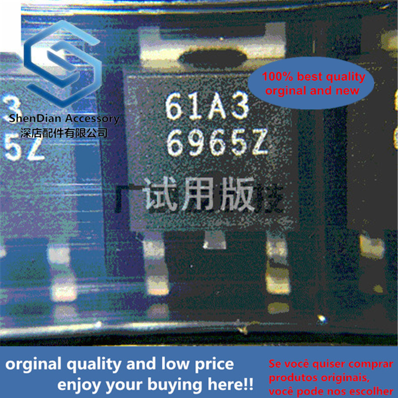 10pcs 100% Orginal New CEU61A3 N-channel MOSFET MOS Silk Screen 61A3 SOT TO-252