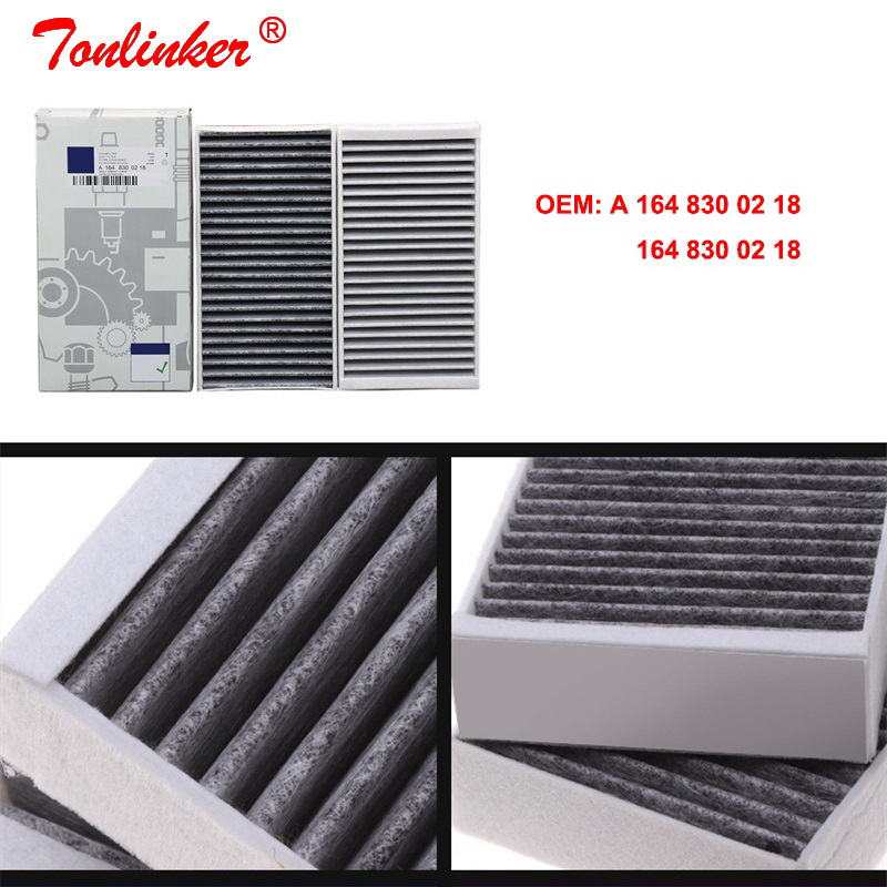 Image 5 - Cabin Filter+Air Filter+Oil Filter 4Pcs For Mercedes benz R CLASS W251 V251 2005 2019 R320 R350 R400 R500 4 matic Model Filter