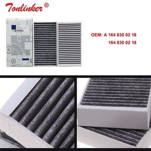 Image 5 - Kabin filtresi + hava filtresi + yağ filtresi Mercedes benz için 4 adet R CLASS W251 V251 2005 2019 R320 R350 r400 R500 4 matic Model filtre