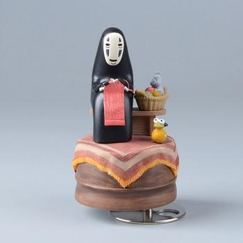 Фигурка-музыкальная шкатулка Безликий Унесенные призраками 1