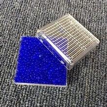 Многоразовые влагопоглощающие шарики осушитель влагостойкая коробка Многофункциональный осушитель силикагель посылка многоразовая