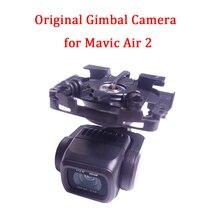 DJI Mavic Air 2 100% الأصلي كاميرا ذات محورين ل DJI Mavic الهواء 2 الطائرة بدون طيار استبدال خدمة إصلاح قطع الغيار