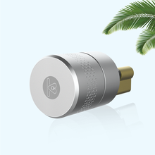 Fingerprint Phone Control Smart Lock Body Stainless Steel Lockbody Keyless Access Lock Core For Door Lock Modification Upgrade