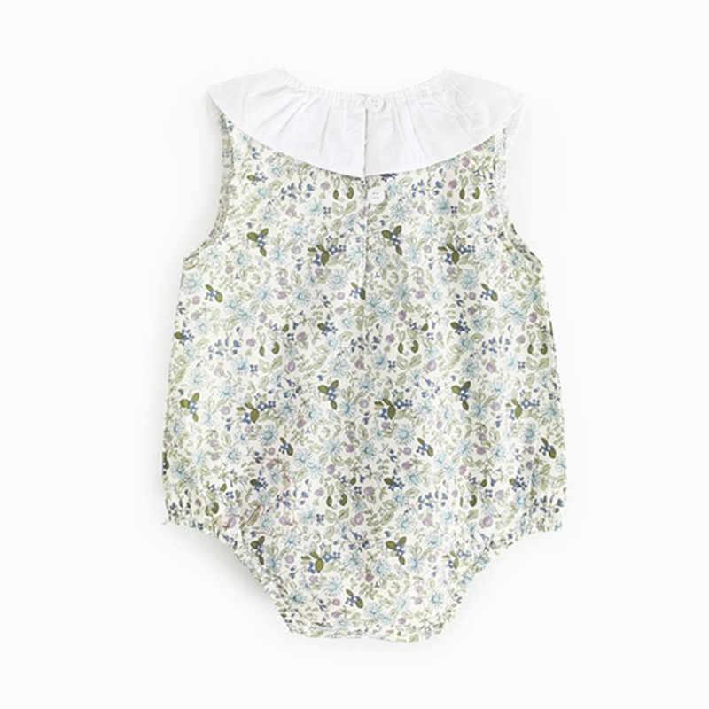 0-3T Baby Bodys Klettern Frühling Neugeborenen Baumwolle Kleidung Baby Mädchen Kleidung Baby Mädchen Sommer Kind Kleidung Sommer kinder Overall