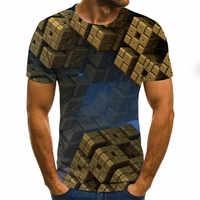 2020 Funny 3D Printed Men T-shirt Casual Short Sleeve O-neck Tshirt Fashion 3D T shirt Men/Woman Tees Top XXS-6XL