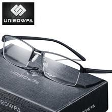 Progressive Multifocal Prescription Glasses Men Anti Blue Li
