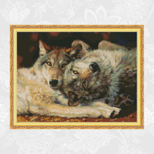 Набор для вышивки «волк» Joy Sunday