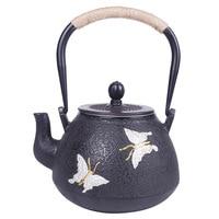Teapot  kettle  hot water teapot  iron teapot  gift collection  Kung Fu tea set.