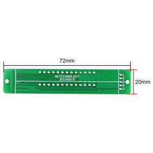Image 5 - Updated V1.0 24 LED Level indicator Board Dynamic Sensitive For VU Meter Tube Amplifiers Speaker Accessories Kits DIY DC12V