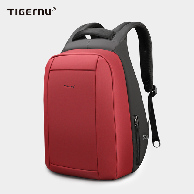 Tigernu Waterproof Anti Theft Female Mochila 15.6inch Laptop Backpack USB Backpacks Fashion Travel School Bag Backpack For Women 2