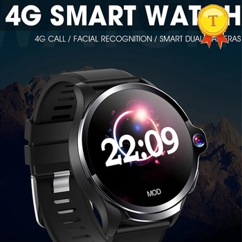 GPS Bluetooth watch 3GB 32GB Video call Smart Watch Men large Battery heart rate Face ID unclok 1.6Inch 4G Android Smart watch 2