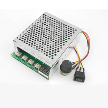 DC Motor Governor Drive Module Forward and Reverse DC10-55V 60A Adjustable Speed Regulator Control