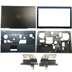 Laptop Nắp Lưng Màn Hình LCD Nắp Trước/LCD Bản Lề/Palmrest/Dưới Ốp Lưng Dành Cho Dành Cho Laptop Dell Chính Xác M6800 0 Vvhjd 06 Jtwk 0 Jwpyx 0Y7TTV