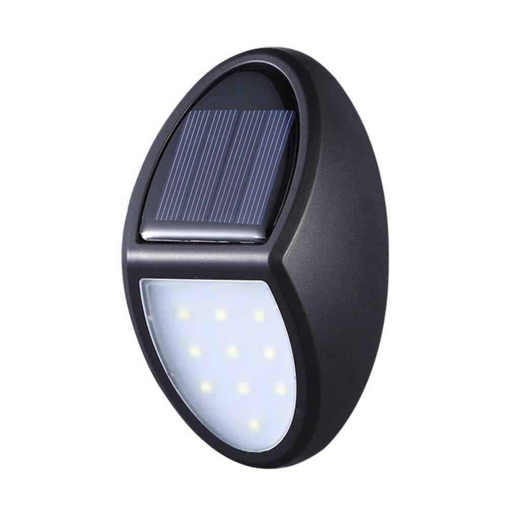 10 LED Solar Lights Motion Sensor Wall Lamp Energy-saving Lights Waterproof Outdoor Garden Floodlights For Patio Yard Solar