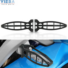 Горячий мотоцикл передний светодиодный защитный чехол для bmw