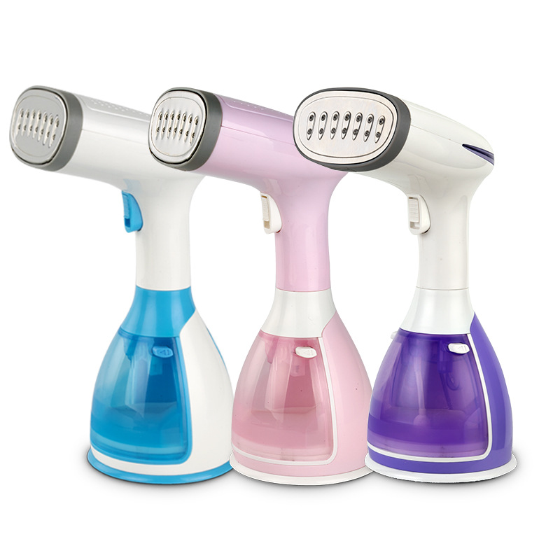 Handheld Fabric Steamer 15 Seconds Fast-Heat 1500W Powerful Garment Steamer For Home Travelling Portable Steam Iron